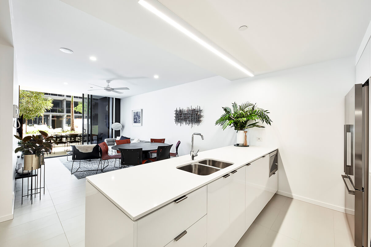 JGL Properties - kitchen