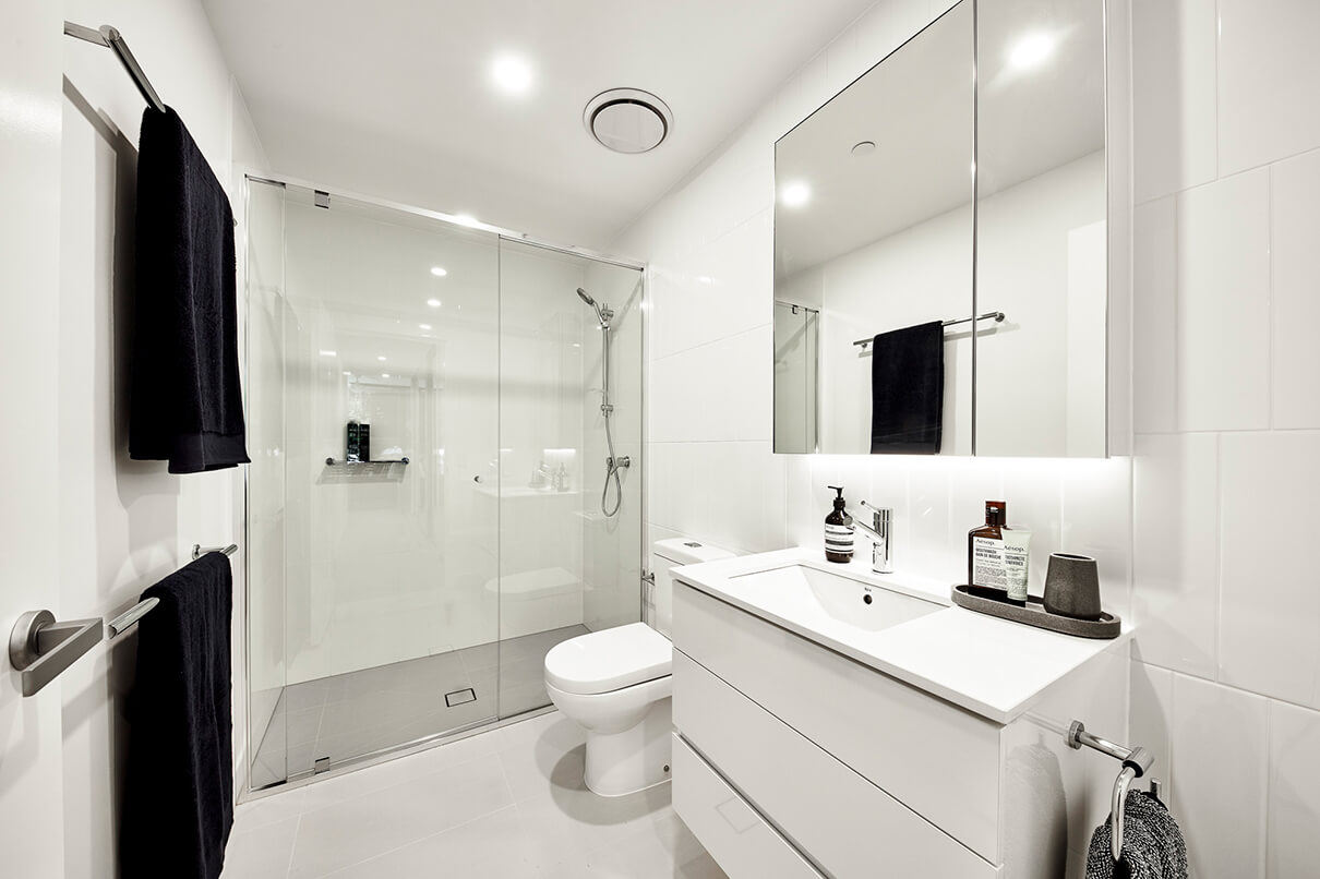 JGL Properties - bathroom